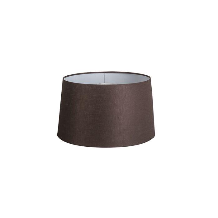 Linen-Shade-35/30/18-Brown