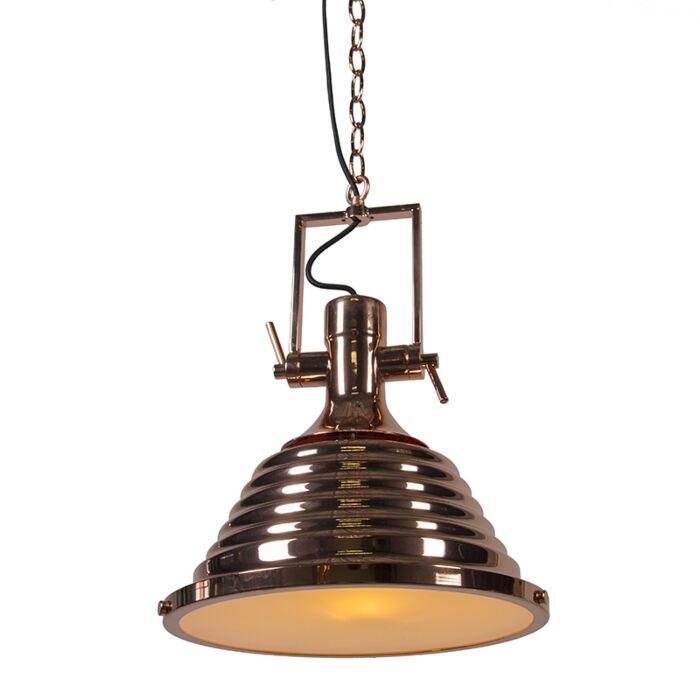 Pendant-Lamp-Fortes-Copper