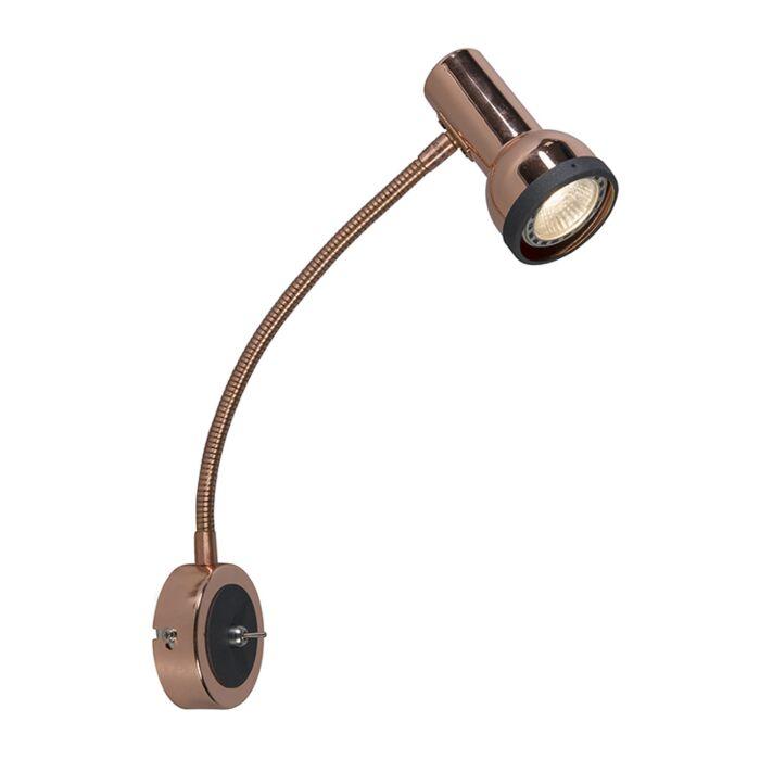 Spotlight-Flexible-Simplex-Copper