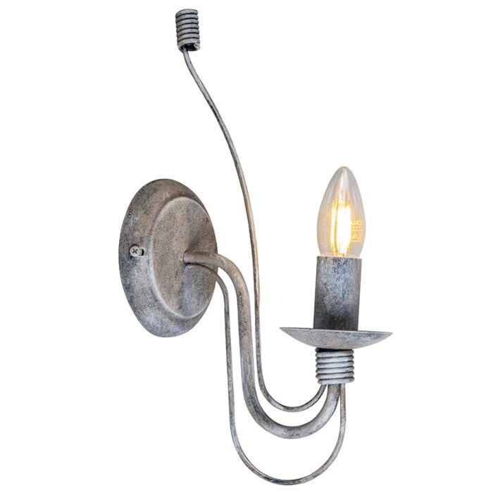 Wall-Lamp-Zero-Branco-1-Antique-Grey