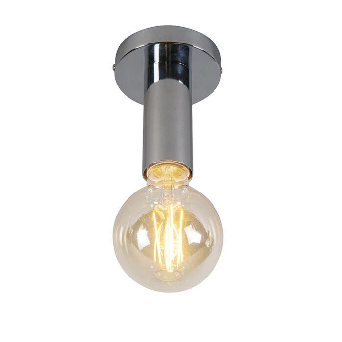 Modern-Ceiling-Lamp-Chrome---Facil-1