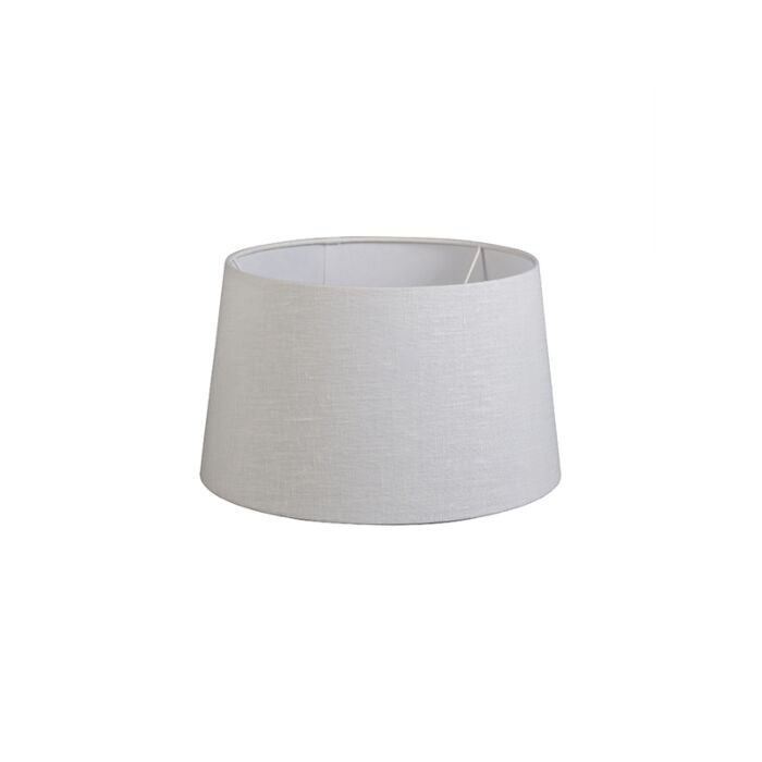 Linen-Shade-35/30/18-Off-White