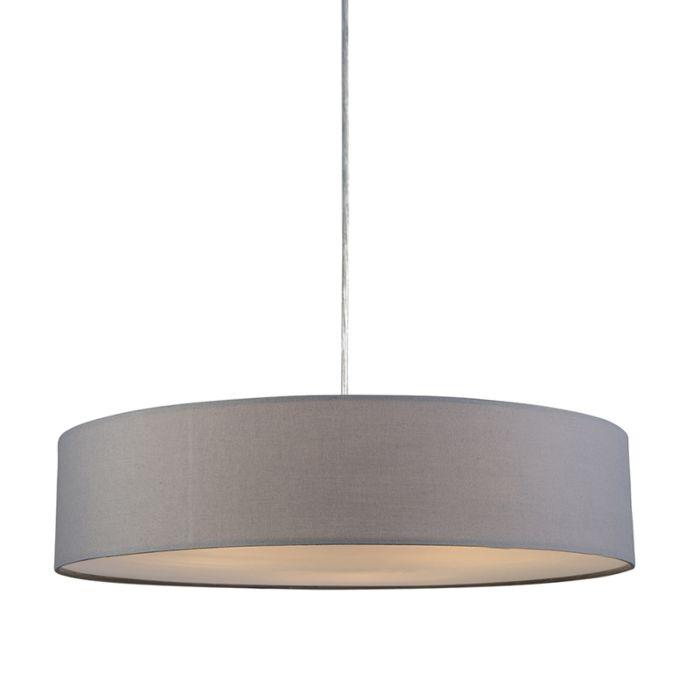 Pendant-Lamp-Drum-Basic-50-Grey