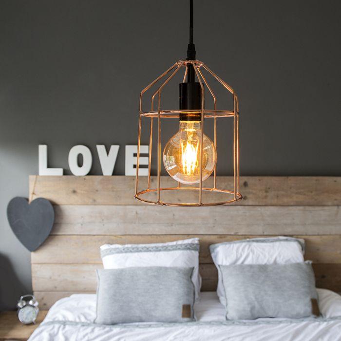 Pendant-Lamp-Frame-B-Copper