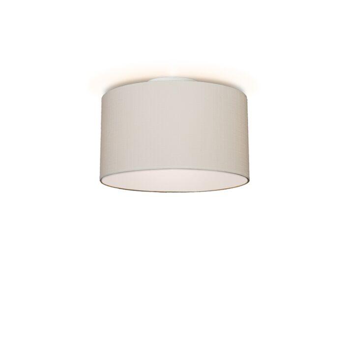 Ceiling-Lamp-Drum-35-Cream-White