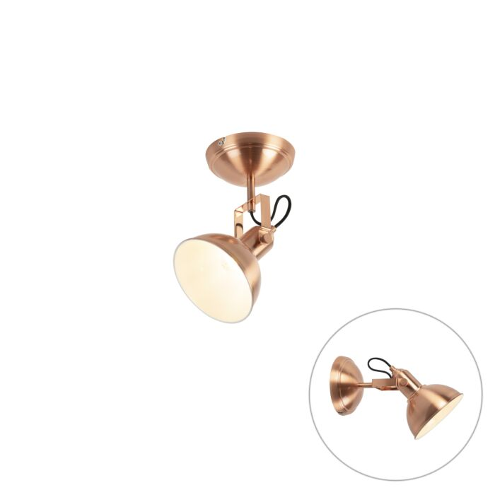 Wall-and-ceiling-light-copper-1-light-swivel-and-tilt---Tommy