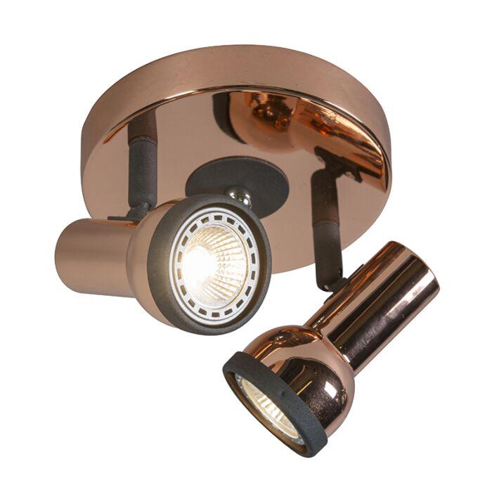 Spotlight-Simplex-2-Round-Copper