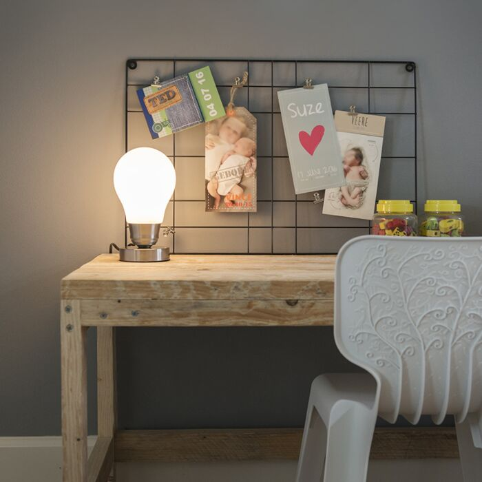 Table-Lamp-Luce-White-Touch