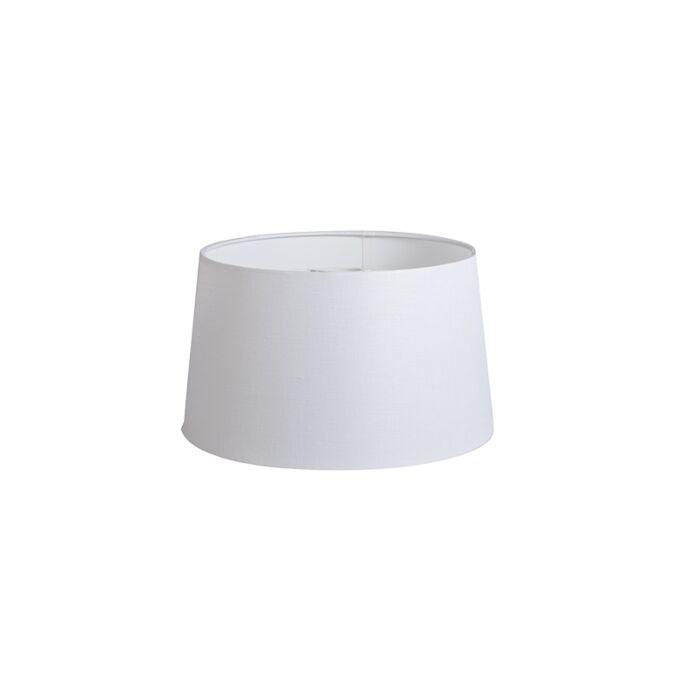 Linen-Shade-35/30/18-White