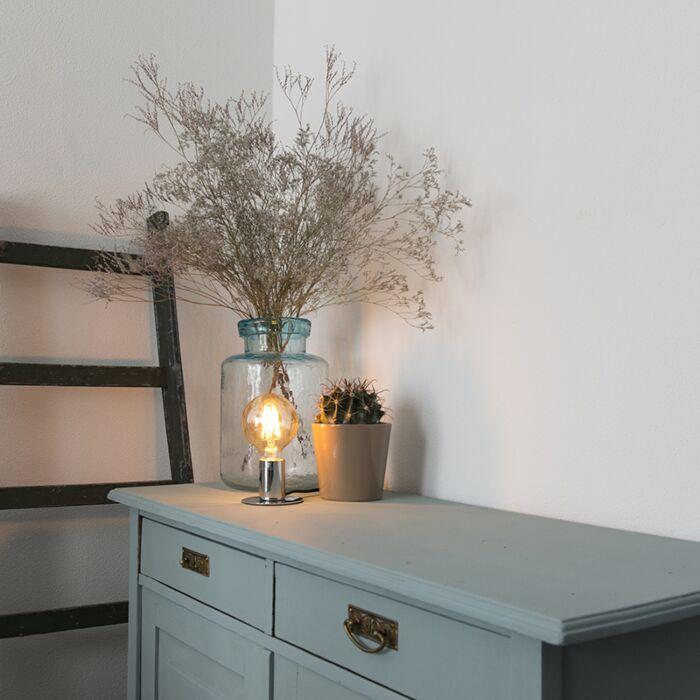Modern-Table-Lamp-Chrome---Facil