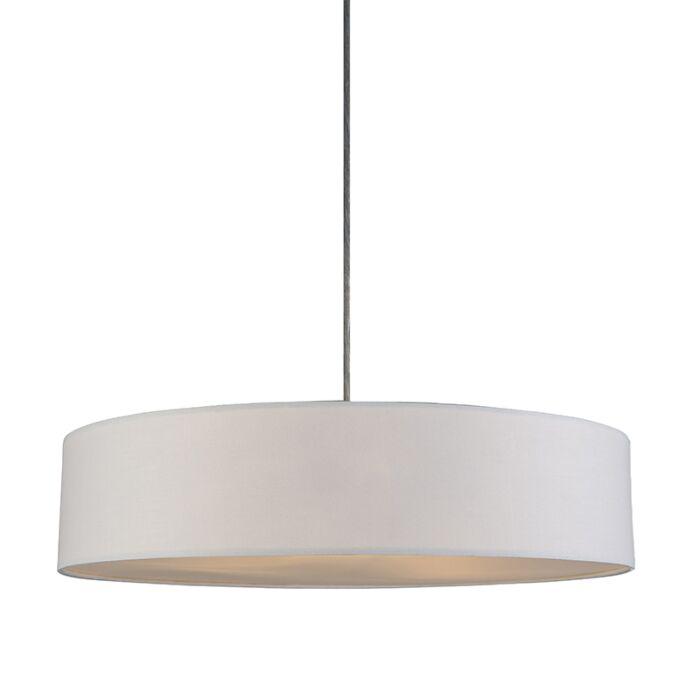 Pendant-Lamp-Drum-Basic-50-Cream