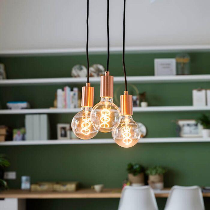 Art-Deco-Pendant-Lamp-Copper---Facil-3