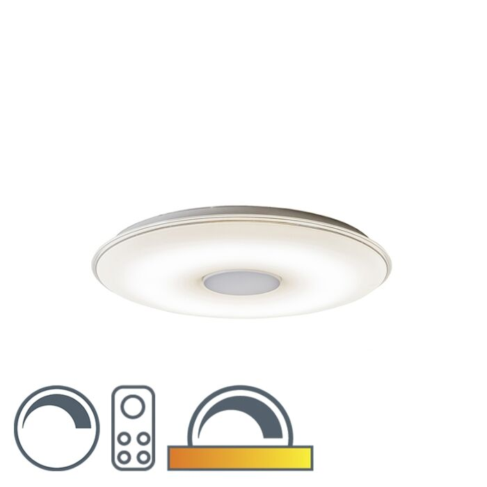 Modern-Round-Ceiling-Lamp-with-Remote-Control-incl.-LED---Seoul