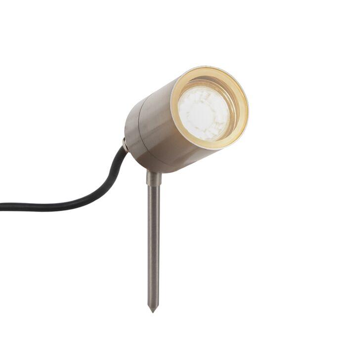 Spike-spot-steel-adjustable-IP44---Solo