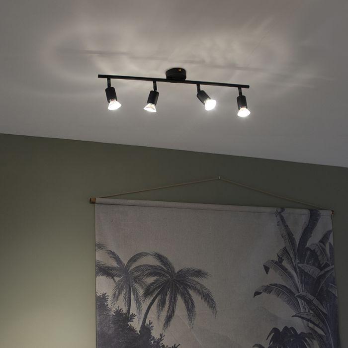 Industrial-Adjustable-Spotlight-Black---Jeany-4