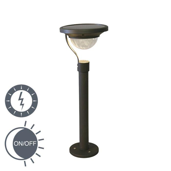 Outdoor-Lamp-Pilari-Pole-LED-Solar