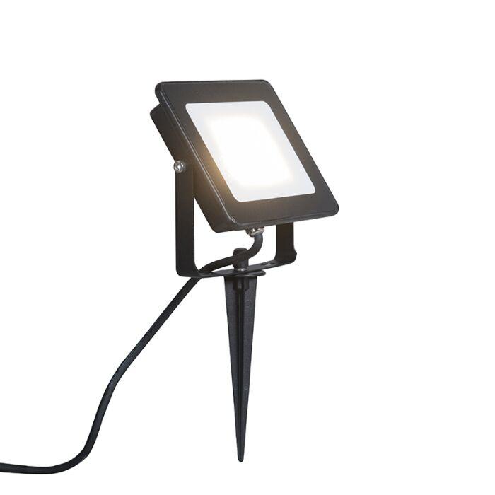 Ground-Flood-Spotlight-Radius-1-20W-LED-Black