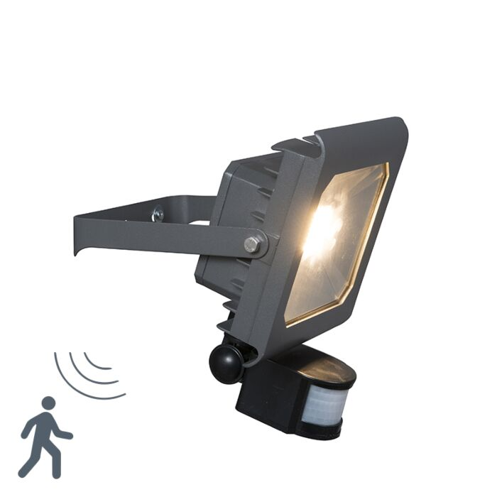 Flood-Light-Radius-2-PIR-30W-LED-Dark-Grey