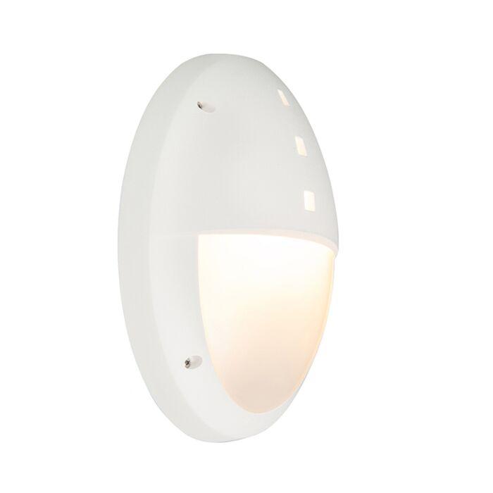 Modern-wall-lamp-white-IP44---Danzi
