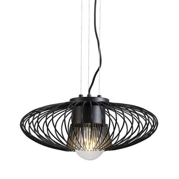 Pendant-Lamp-Bozzo-Black