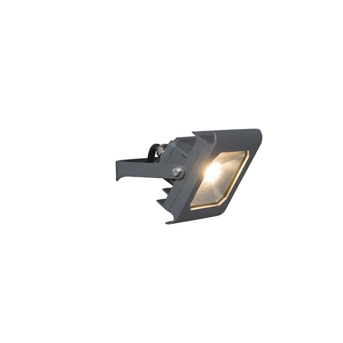 Flood-Light-Radius-2-LED-10W-Dark-Grey