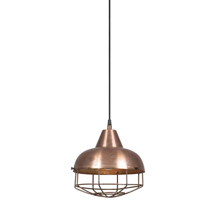 Pendant-Lamp-Koppar-Copper