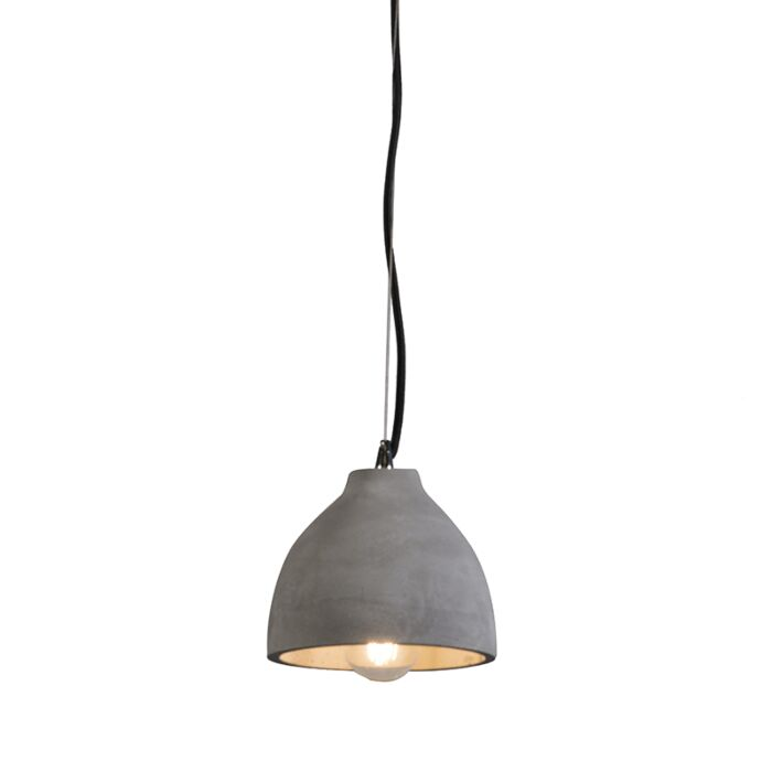 Pendant-Lamp-Campana-Concrete