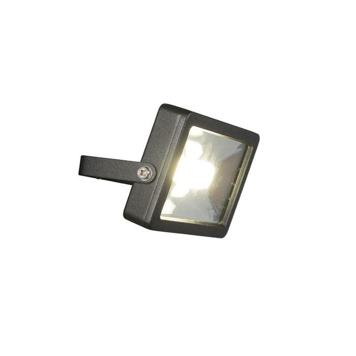 Flood-Light-Smartline-2-LED-Black