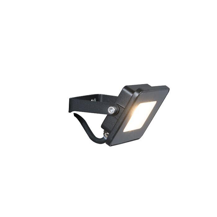 Flood-Light-Radius-1-LED-10W-Black