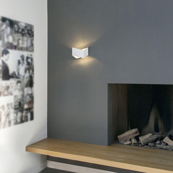 Design-wall-lamp-white---Fold