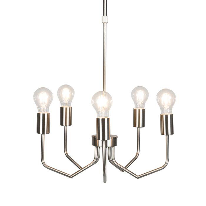 Pendant-Lamp-Ritz-5-Steel