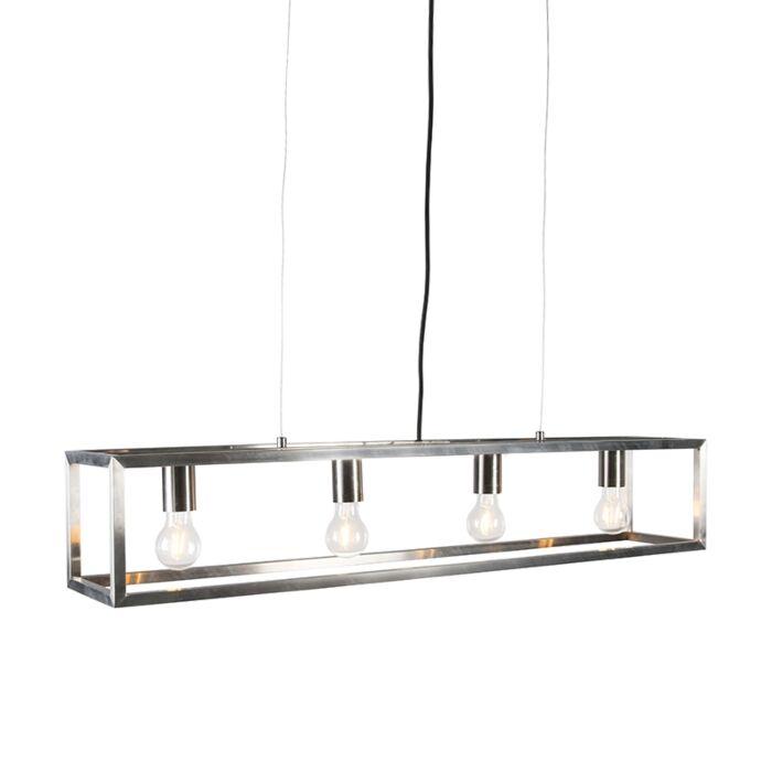 Pendant-Lamp-Cage-4-Steel