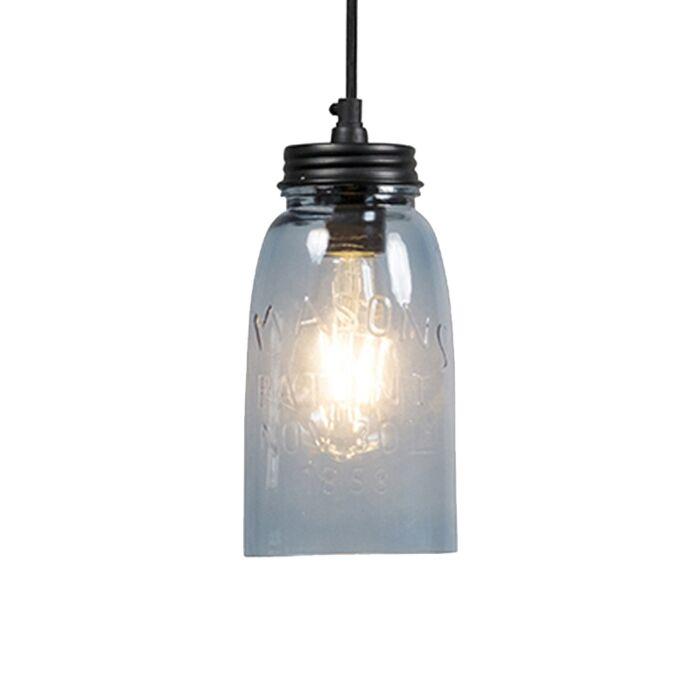 Pendant-Lamp-Masons-Pastel-Purple