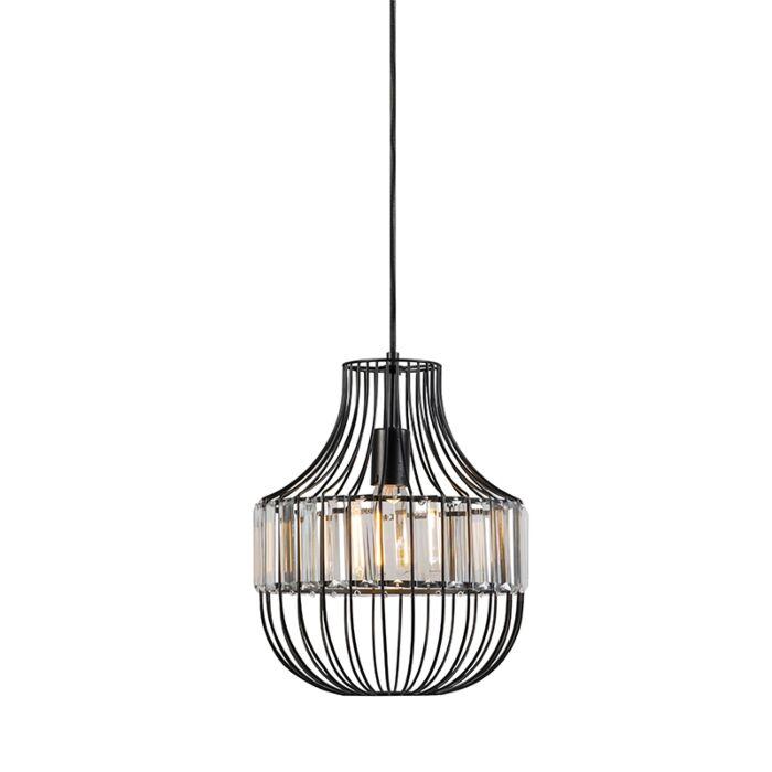 Pendant-Lamp-Fantasy-1-Black