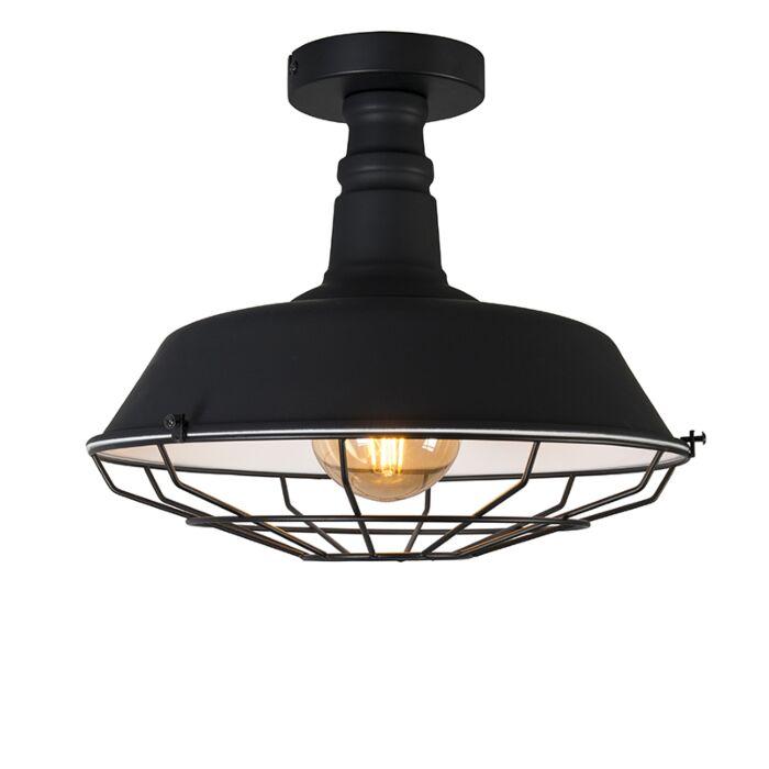 Ceiling-Lamp-Delero-Black