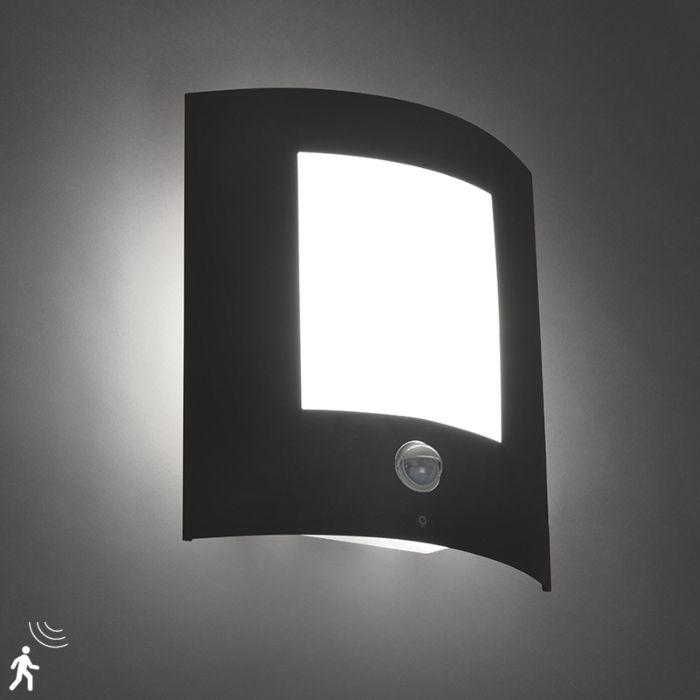 Outdoor-wall-lamp-anthracite-with-motion-sensor-IP44---Emmerald-1