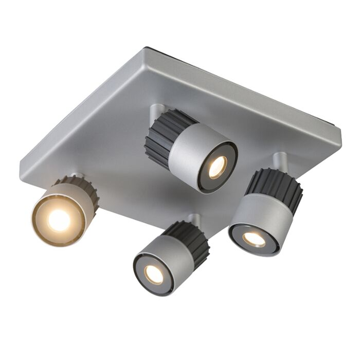 Spotlight-Chnoo-4-Square-Grey