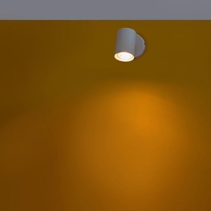 Modern-Adjustable-Spotlight-White---Jeana-1