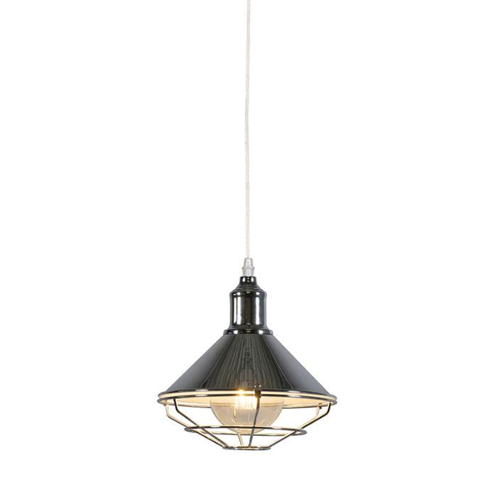 Pendant-Lamp-Toll-Chrome