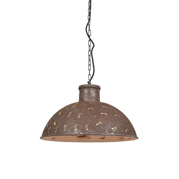 Vintage-hanging-lamp-brown---Raider
