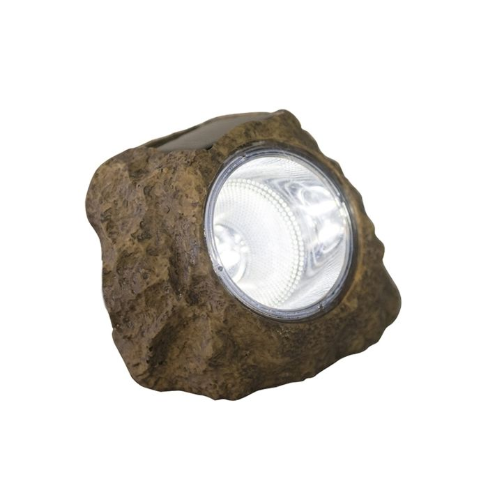 Outdoor-lamp-incl.-LED-on-solar-energy---Rocky