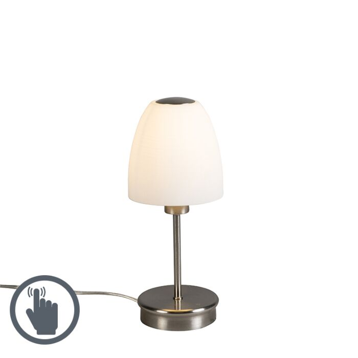 Table-lamp-Tablet-1-Steel-Touch