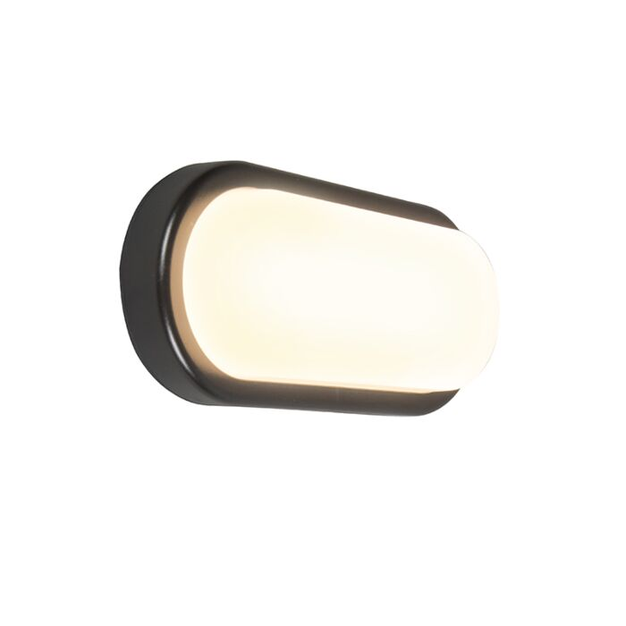 Wall-Lamp-United-18W-Oval-Black