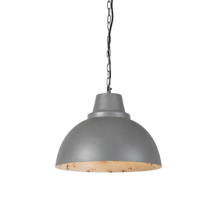 Pendant-Lamp-Falcon-Grey