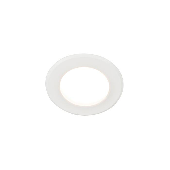 Recessed-Spotlight-Unit-6W-White
