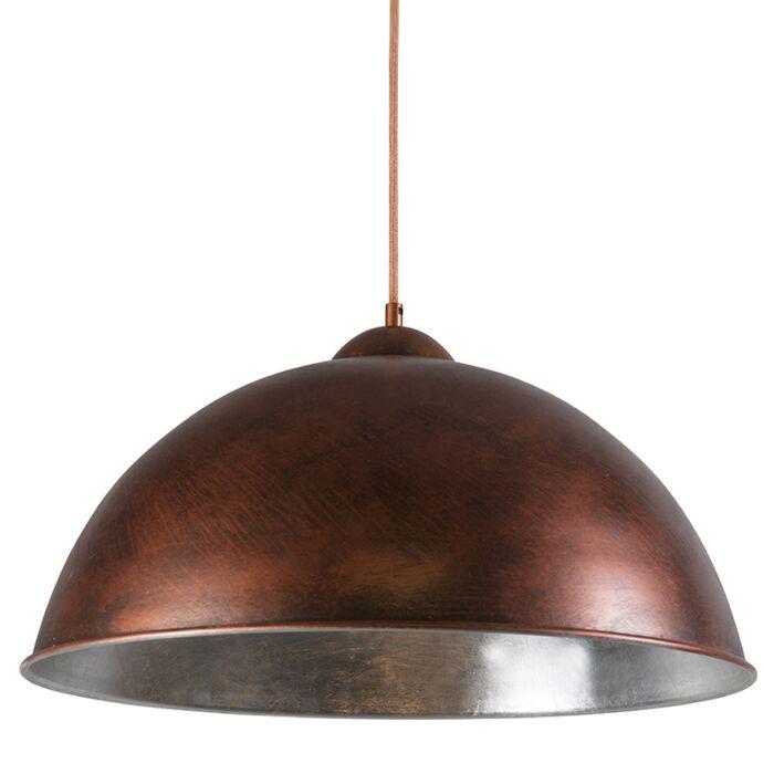 Pendant-Lamp-Onero-Copper-Silver