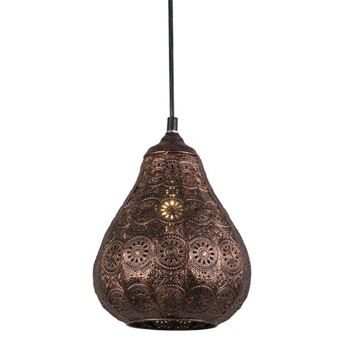 Vintage-Pendant-Lamp-Copper---Billa