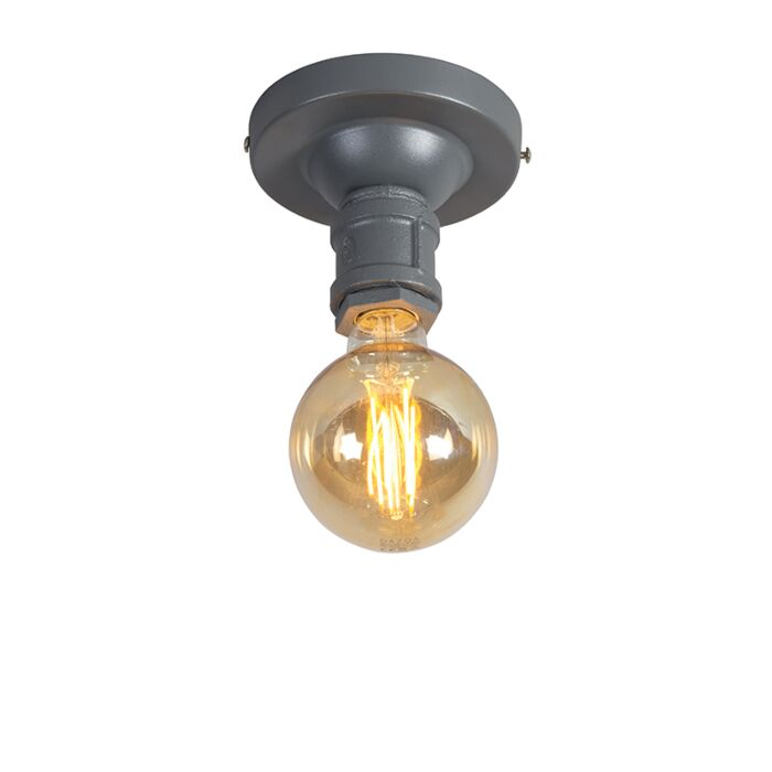 Industrial-ceiling-lamp-dark-gray---Plumber-1