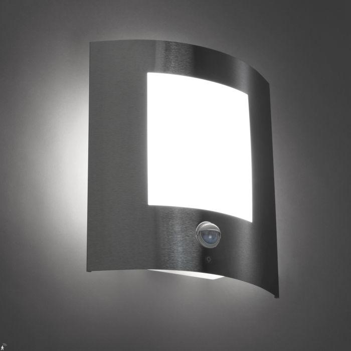 Modern-Wall-Lamp-Steel-IP44-with-Motion-Sensor---Emmerald-1