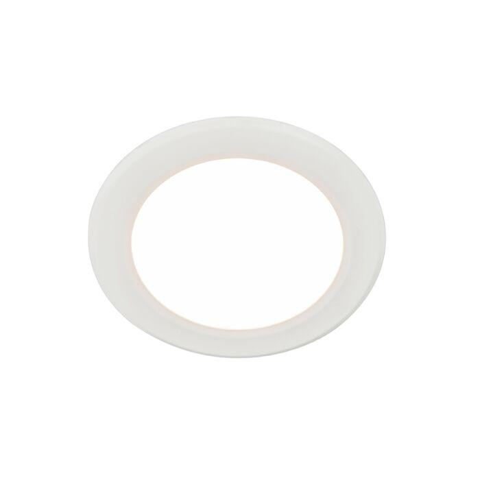Recessed-Spotlight-Unit-9W-White